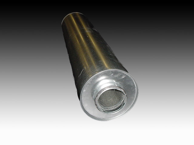 Inline Exhaust Attenuators