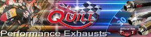Quill Exhausts Logo