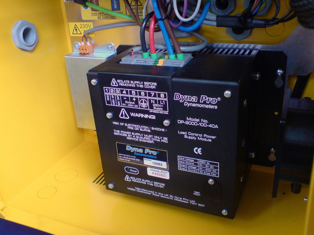 Load Cell PSU