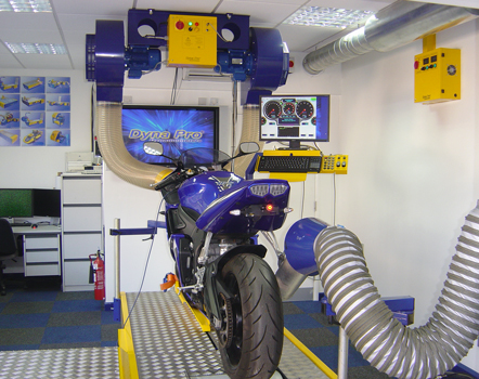 Dyno Training Room