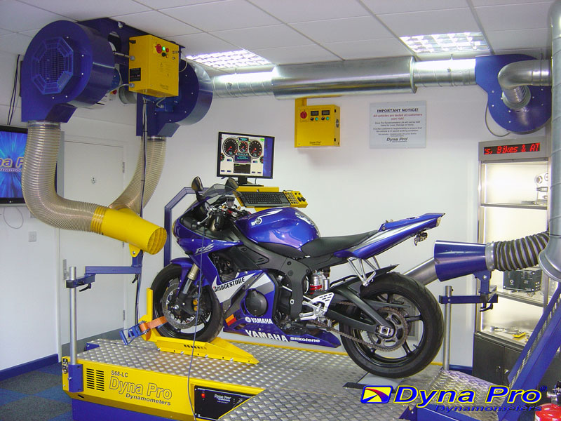 Image Gallery Motorcycle Dyno